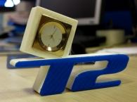 Фирменные часы для Титана