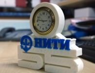 Настольные часы для НИТИ