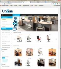 Новый веб-сайт для Юнилайн