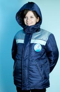 Форменные куртки для базы отдыха