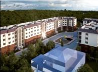 Рекламный ролик жилищного комплекса Солнце
